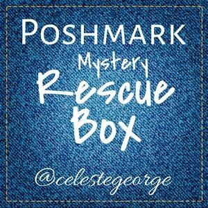 5 lb Rescue Mystery Box